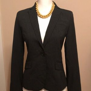 J. Crew virgin wool blazer